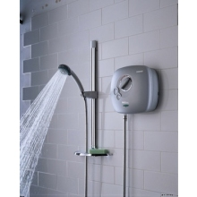 Bristan Hydropower Thermostatic Power Shower White