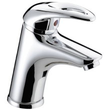 Bristan Java Basin Mixer (without waste) Chrome