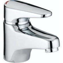 Bristan Jute Basin Mixer 105mm Chrome with Pop-Up Waste