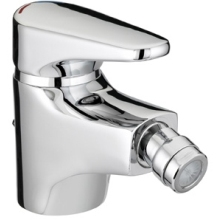 Bristan Jute Bidet Mixer With Pop Up Waste Chrome