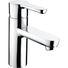 Bristan Nero Basin Mixer (without waste) Chrome
