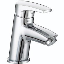 Orta Basin Mixer with Clicker Waste Chrome