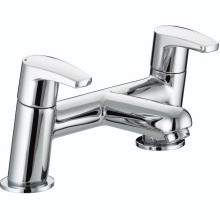 Bristan Orta Bath Filler - Chrome