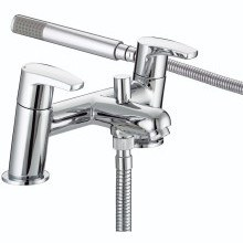 Bristan Orta Bath/Shower Mixer - Chrome