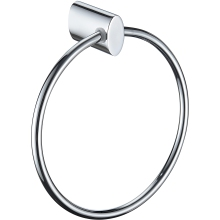Bristan Oval Towel Ring