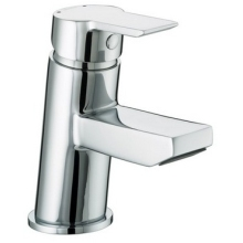 Bristan Pisa Basin Mixer Including Clicker Waste Chrome