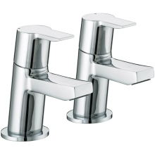 Bristan Pisa Bath Taps Chrome