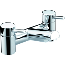 Bristan Prism Bath Filler Tap 184mm x 186mm x 264mm Chrome