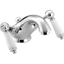 Bristan Renaissance Basin Mixer with Pop Up Waste Chrome