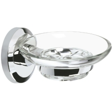 Bristan Solo Soap Dish - Chrome
