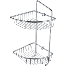 Bristan Two Tier Wire Basket
