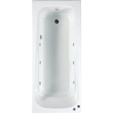 Bronte Trona 70 Bath 1700X700 With 6 Jet Easy Whirlpool