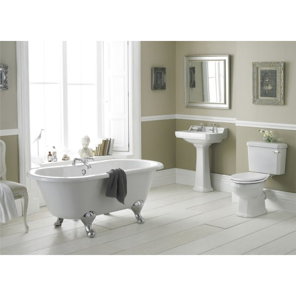 Buckingham Traditional Feet Bath Suite