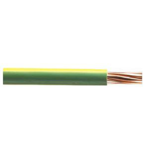 Cable 6491X 10mm 50m Grey/Yellow