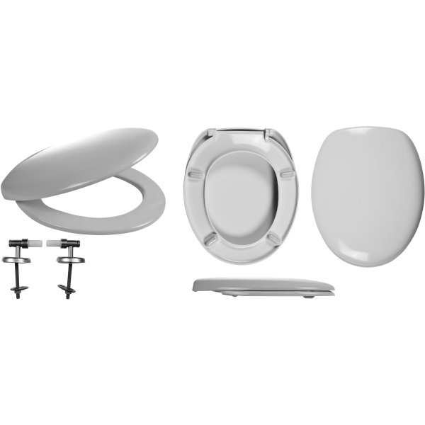 Terrific Janitorial Sanitation Supplies Celmac Toilet Seat White Caraccident5 Cool Chair Designs And Ideas Caraccident5Info