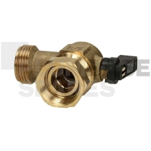 CHA61303534 SE FLOW & RETURN VALVE