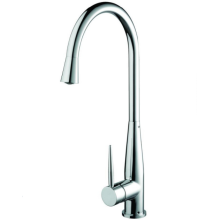 Champagne Easy Fit Kitchen Mixer