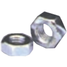 Chrome Hexagon Nuts M10mm