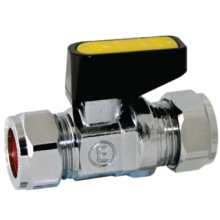 COMAP C x C Maleni Mini Ball Valve 15mm x 10mm