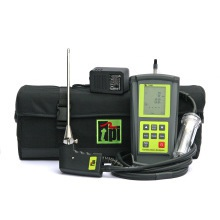 Combustion Analyser Kit c/w Differential Temperature & Pressure