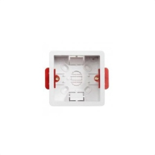 CONTACTUM 1 Gang 47mm Dry Lining Box