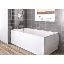 Coram Atlantis Bath End Panel 518mm x 800mm