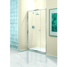 Coram GB Sliding Enclosure Door 1000mm - Plain Glass