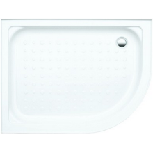 Coram Offset Quadrant Shower Tray