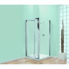 Coram Premier Bi-Fold Enclosure Door 900mm Plain Glass