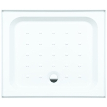 Coram Universal Rectangle Riser Tray 900mm x 760mm - White