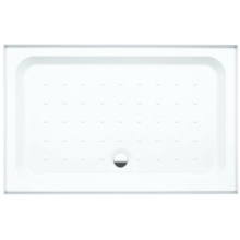 Coram Universal Rectangle Riser Tray 1200mm x 760mm - White