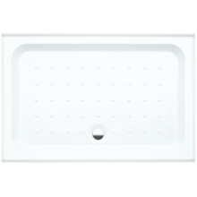 Coram Universal Rectangle Riser Tray 1200mm x 800mm - White