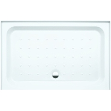 Coram Universal Rectangle Riser Tray 1000mm x 800mm - White
