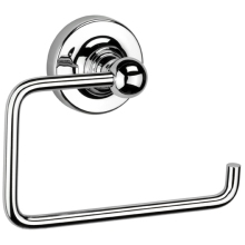 Croydex 54 x 161 x 82mm Worcester Toilet Roll Holder Chrome