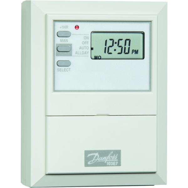 Danfoss 103E7 Electronic Timeswitch