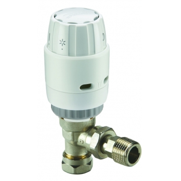 Danfoss 15mm Reversible Angle With Built-in Sensor