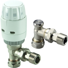 Danfoss 8/10MM TRV + LS Valve