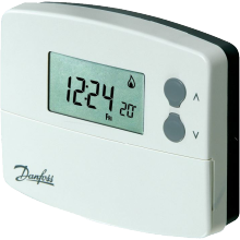 Danfoss TP5000 SI Programmer Room Thermostat