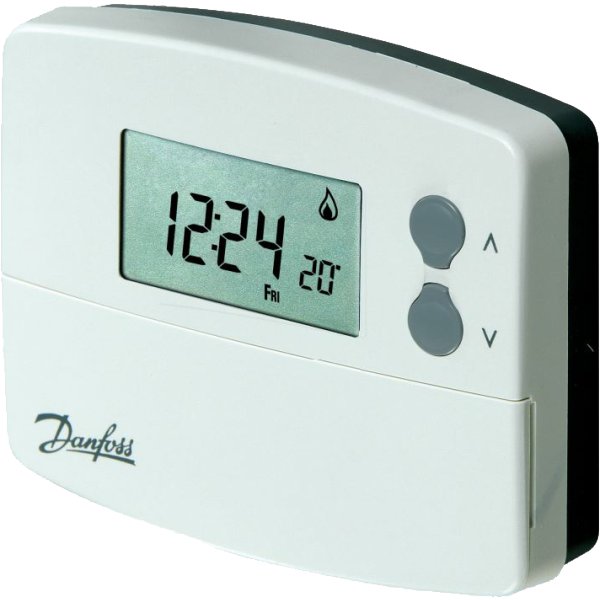 Danfoss TP5000 SI Programmer Room Thermostat on