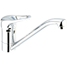 Deva Lace Mono Sink Mixer Chrome