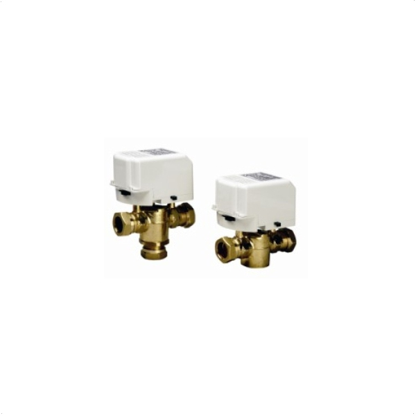 Drayton 3 Port Motorised 2mm Valves