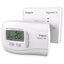 Drayton Digistat + 3RF 7 Day Programmable Thermostat - RF701