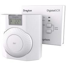 Drayton Digistat + RF Wireless Room Thermostat