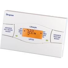Drayton LP722 Programmer with Boost 25476