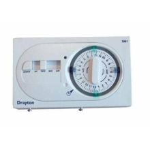 DRAYTON SM1 SNGL CHANNEL TIMESWITCH