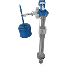 Dudley Hydroflo Telescopic Plastic Tail Bottom Inlet Valve