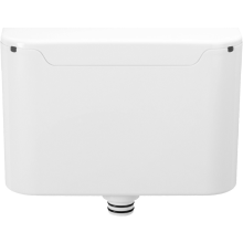 Dudley Miniflo Concealed Cistern Dual flush Side Inlet