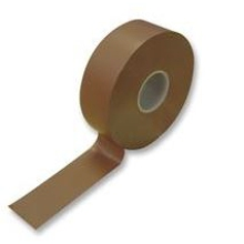Electrical Tape 19mm x 33m Brown