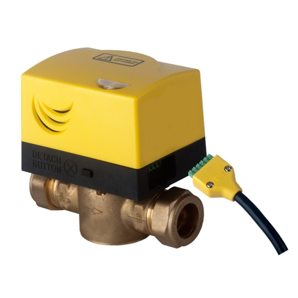 EPH 28mm 2 Port Motorised Valve V228D
