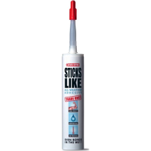 EVO-STIK Sticks Like All Weather Adhesive Clear 290ml